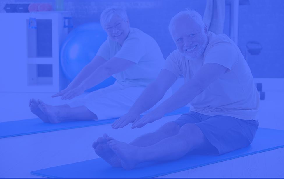 Genetics Fitness Active Over 50s